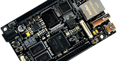 The Rico Board, Just another high-performance single-board computer using TI's Sitara™