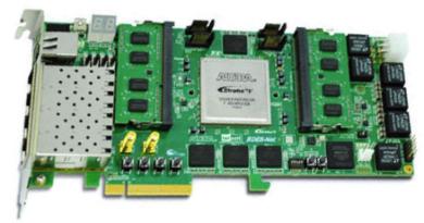 Introducing Stratix V GX NET-FPGA: DE5-Net Development Board
